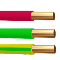 Провод ПВ1 1х1,5 (Гост)