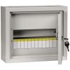 Шкаф металлический ЩРН-9 (IP31) 220*270*120