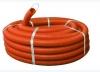 Труба гофрированная ПНД D25 с зондом (оранжевая)